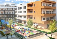 Flats in Moradabad -Pacific Star Homes 2/3/4 BHK,Moradabad